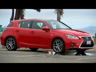Car Tech – 2014 Lexus CT 200h F Sport