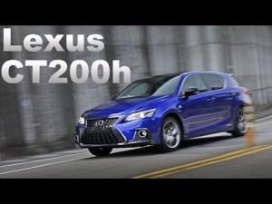 扮相升級 安全有感加值 Lexus 小改款 CT200h F Sport