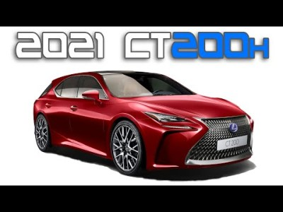 2021 Lexus CT 200h | Rebirth or Retirement for the luxury hatch?