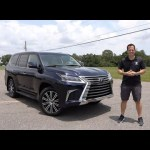 Is the 2020 Lexus LX570 a luxury SUV that's WORTH it?