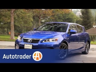 2013 Lexus CT 200h – Hybrid | 5 Reasons to Buy | Autotrader