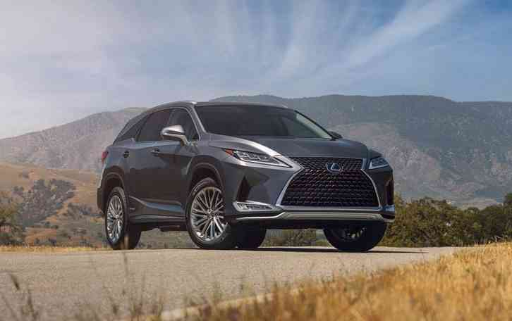 2022 lexus rx 350 redesign The LQ will be all new for 2022