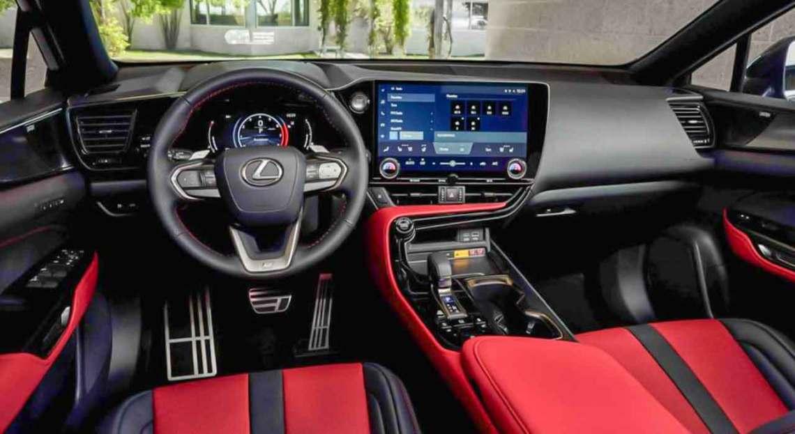 2023 Lexus NX