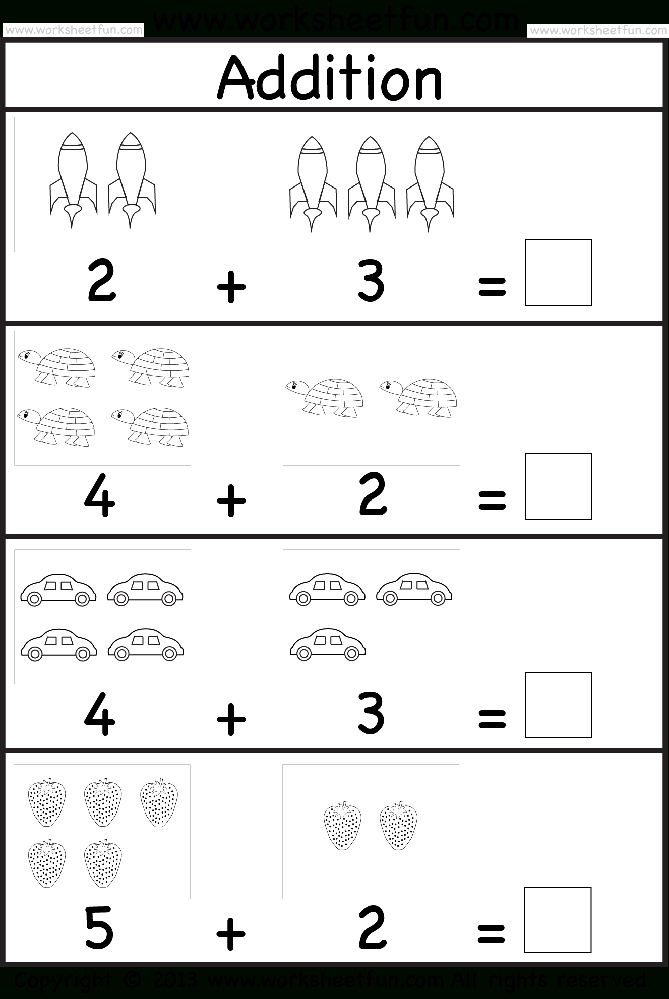 4 Year Old Worksheets Printable Connect Picture
