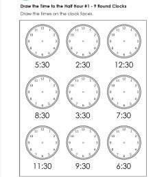 Og Clock Worksheets 2nd Grade   Printable Worksheets and Activities for  Teachers [ 1650 x 1275 Pixel ]