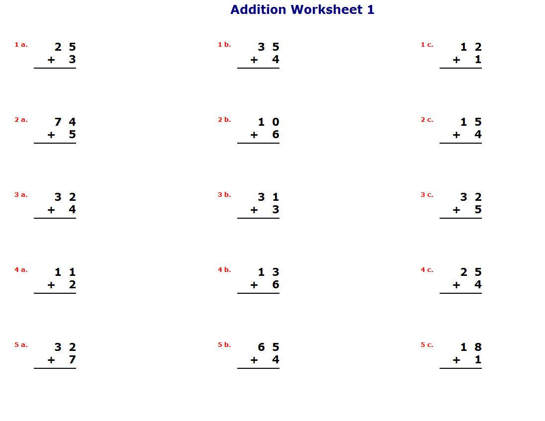 K5 Learning Printable Worksheets
