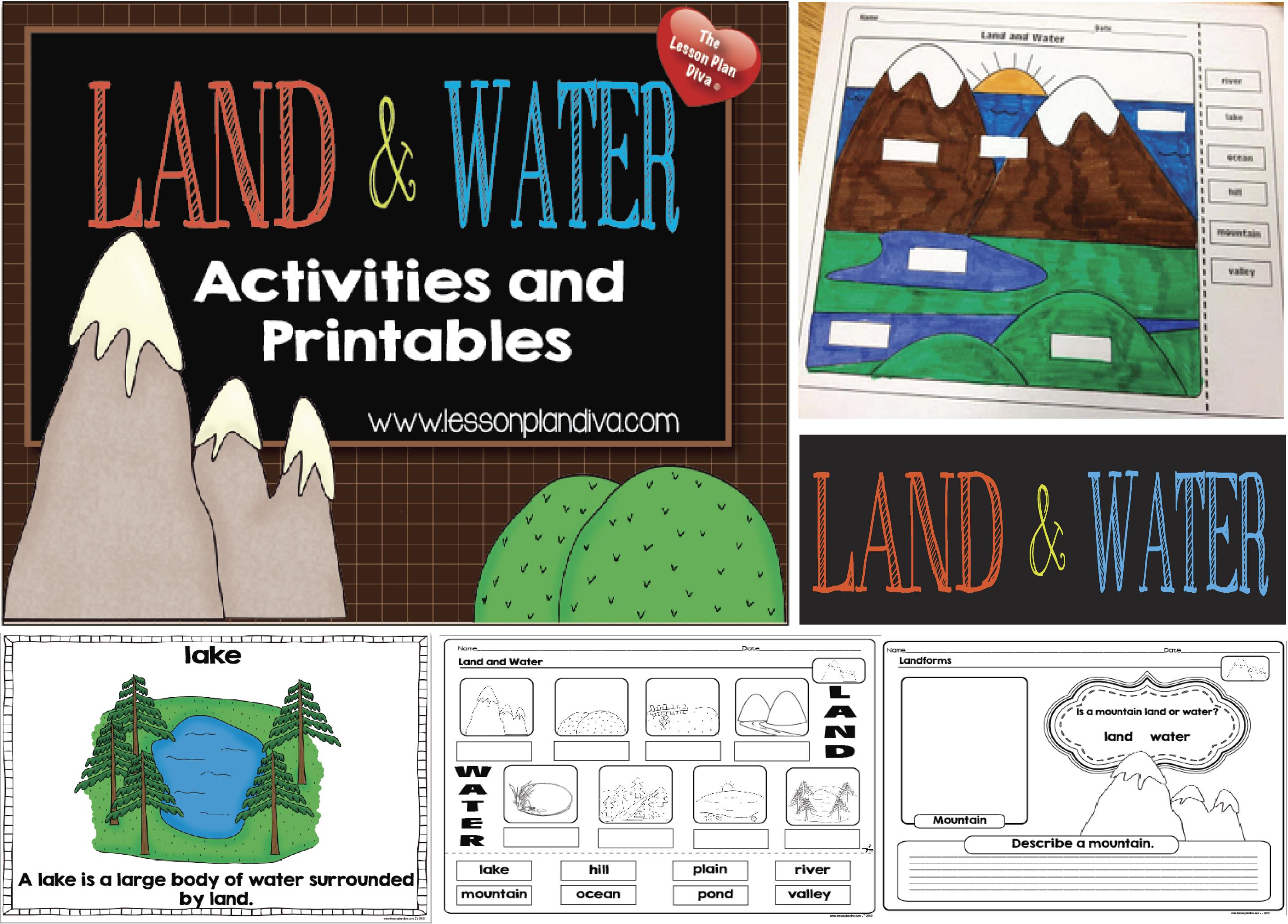 Worksheet Landforms Worksheets For Grade Social Stu S