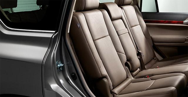 2010 Lexus GX 460 With Sepia Interior 2