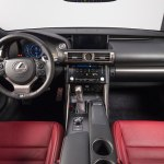 A Closer Look At The 2014 Lexus Is Interior Lexus Enthusiast