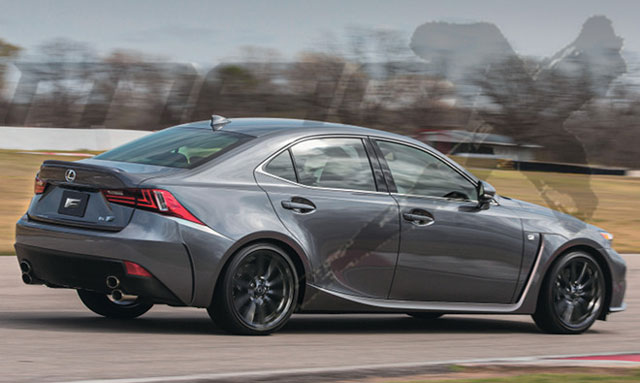 NextGeneration Lexus IS F Planned  Lexus Enthusiast