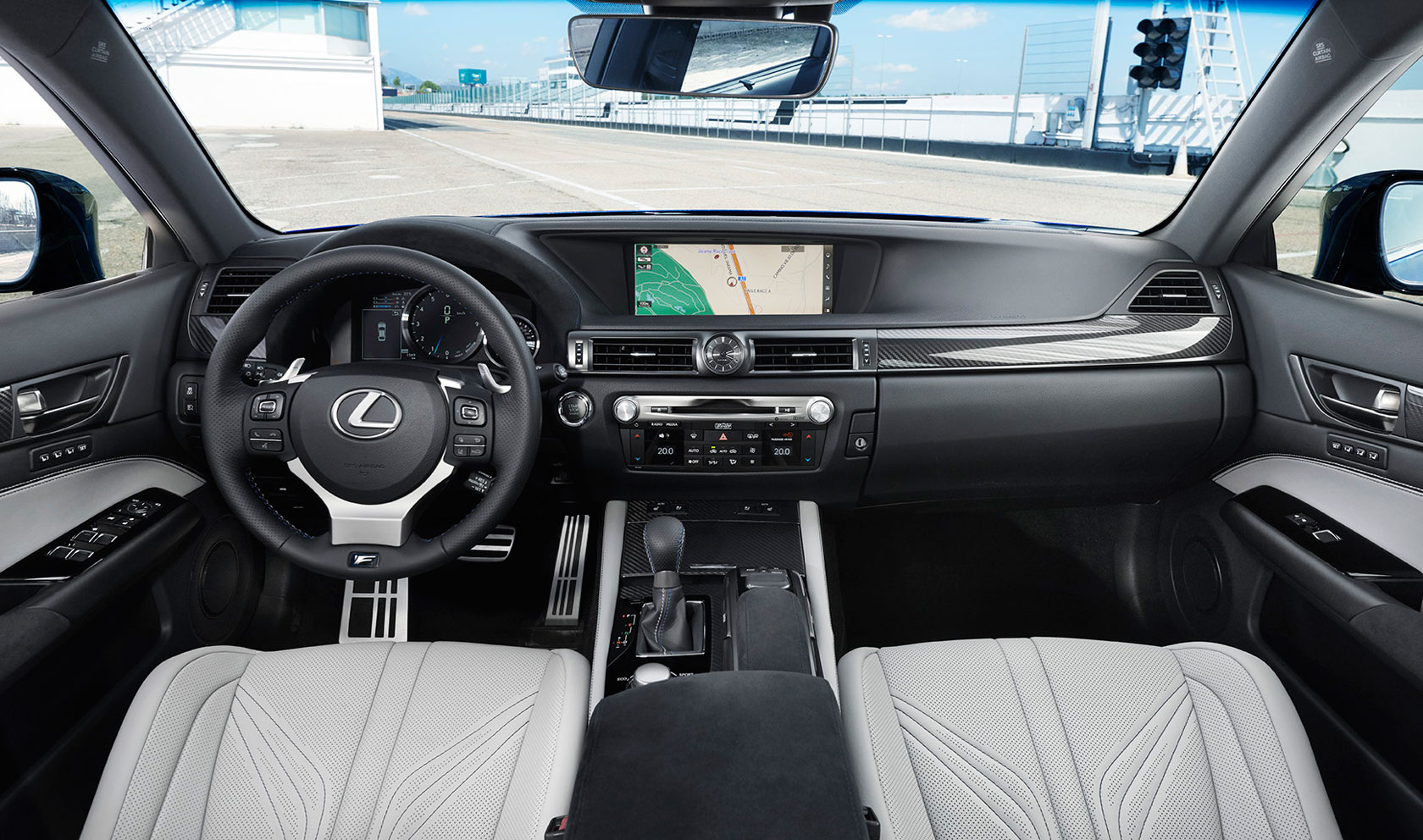 The 2016 Lexus GS F First Drive Review  Lexus Enthusiast