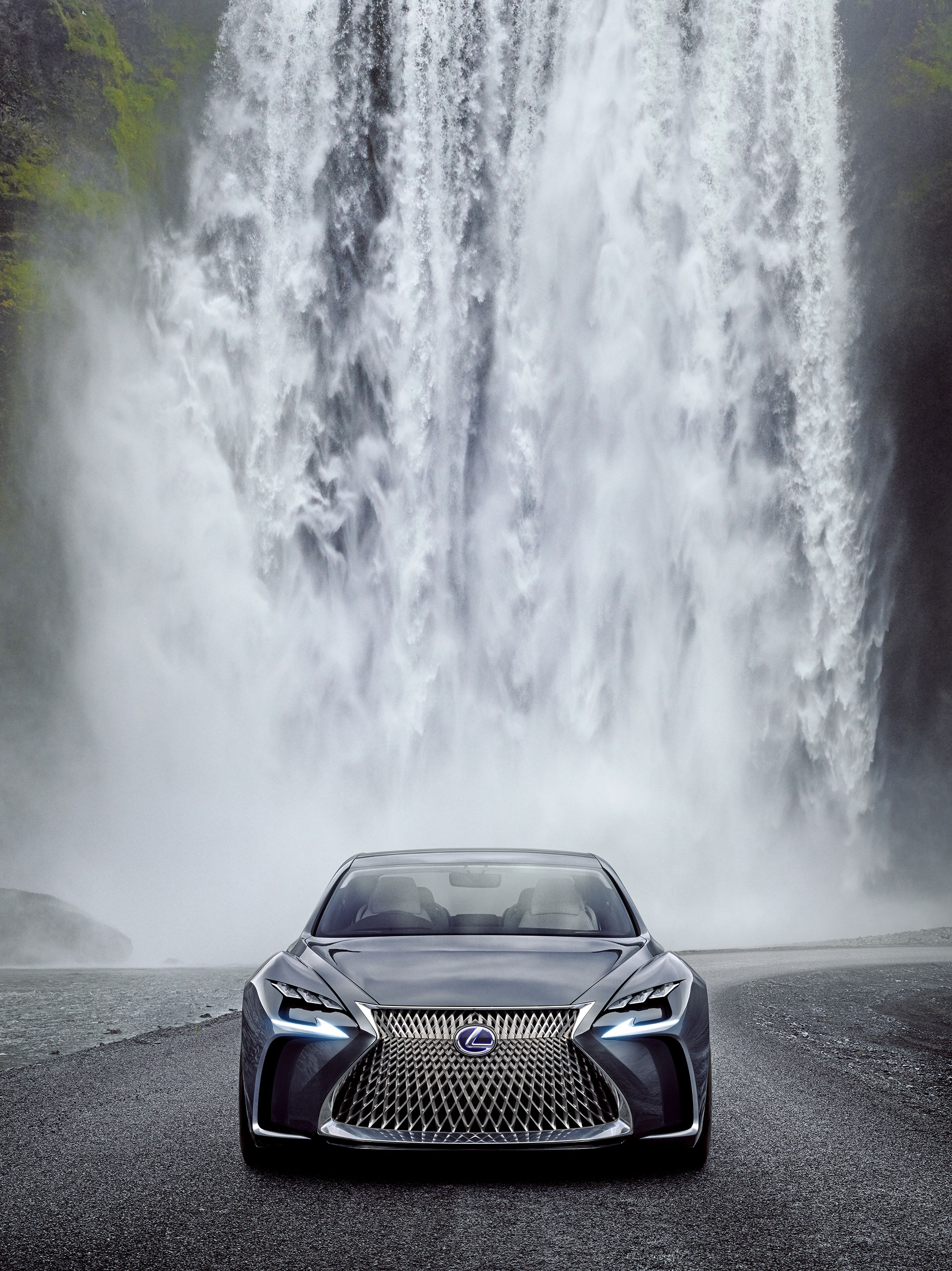 New Lexus Lx 570