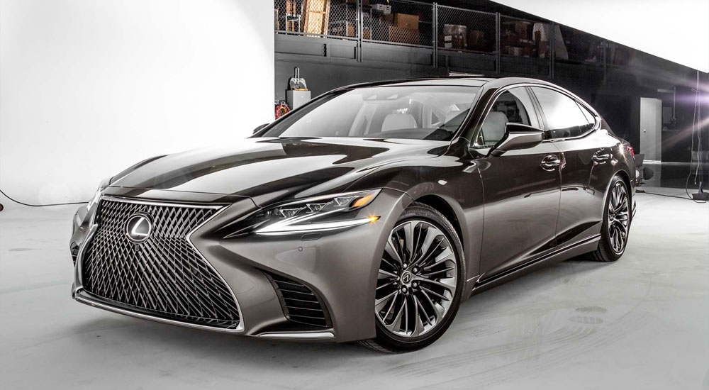 Toyota North America CEO Jim Lentz Discusses Lexus Brand