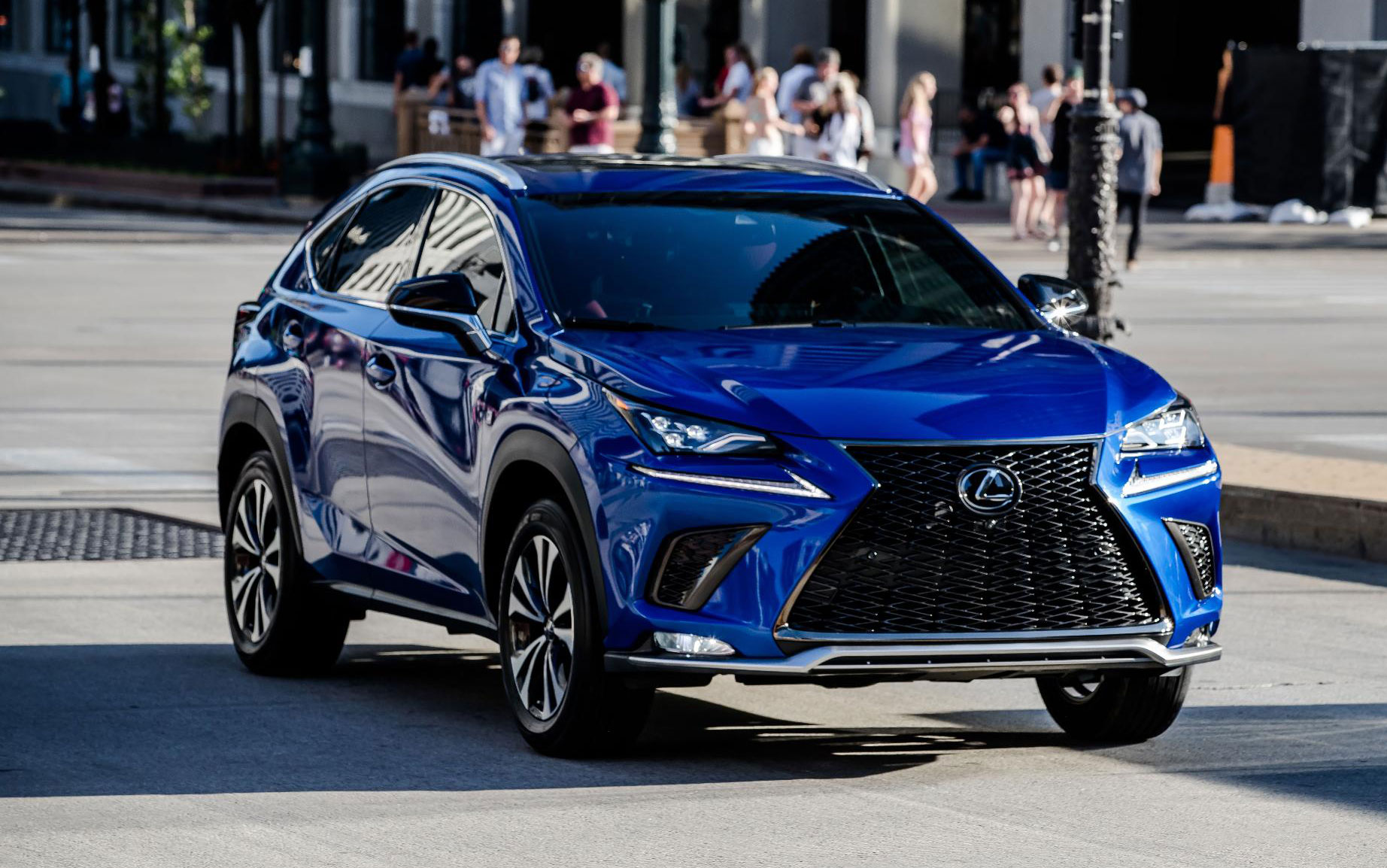 Lexus Nx 2018 Update