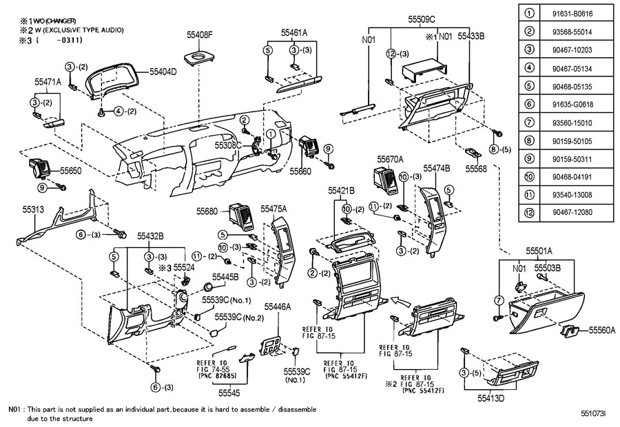 Wiring Manual PDF: 2004 Lexus Gx 470 Radio Wiring Diagram