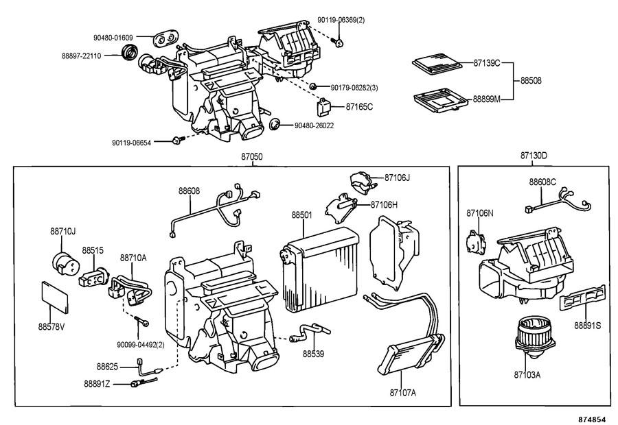 Lexus rx300 toyota oil filter