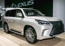 2019 Lexus LX Exterior