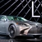 2020 Lexus LS 500 Exterior