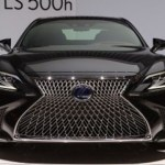 2020 Lexus LS 500h Exterior
