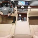 2019 Lexus LS 460 Interior
