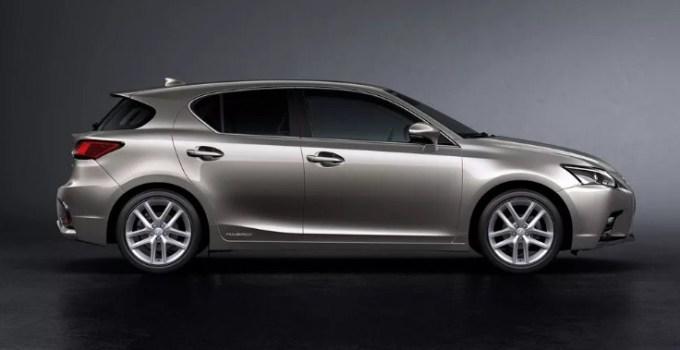 2020 Lexus CT Exterior