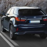 2021 Lexus RX Exterior