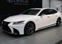 2020 Lexus LS 460 Exterior