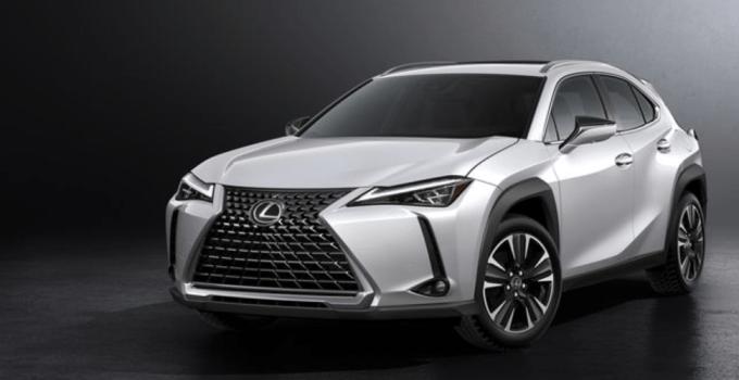 Lexus 2019 UX