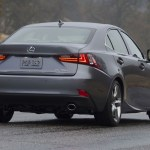 2019 Lexus IS Exterior