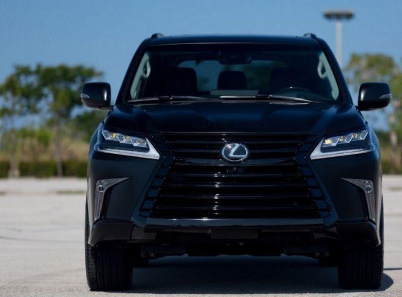 Lexus Nx Vs Rx >> 2019 Lexus LX 570 Price, Changes, Interior – Lexus Specs News