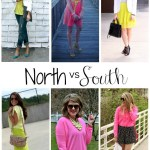 North vs. South: Neons vs. Pastels