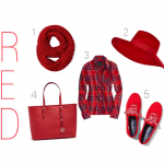 Friday 5: In RED