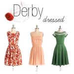 Derby Dressed