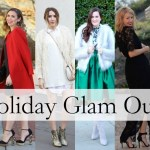6 Holiday Glam Outfits