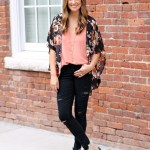 Blush And Florals