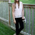 How To Style Blush Lace