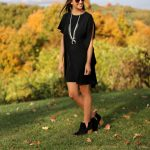 Fall's Little Black Dress