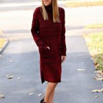 The Oversized Sweater Dress