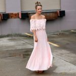 Bardot Lace Maxi Dress