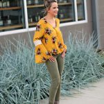 Fall Flutter Sleeves