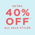 LOFT 40% OFF SALE