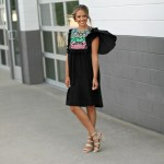 The Oriana Dress