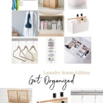 Get Organized: Laundry Room