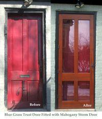 Door Restoration   Heritage Wooden Window Works