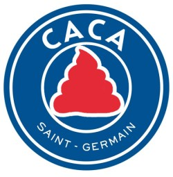 PSG Nouveau Logo : Caca Saint-Germain
