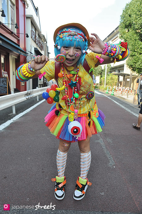 Harajuku Fashion: Decora & Fairy Kei
