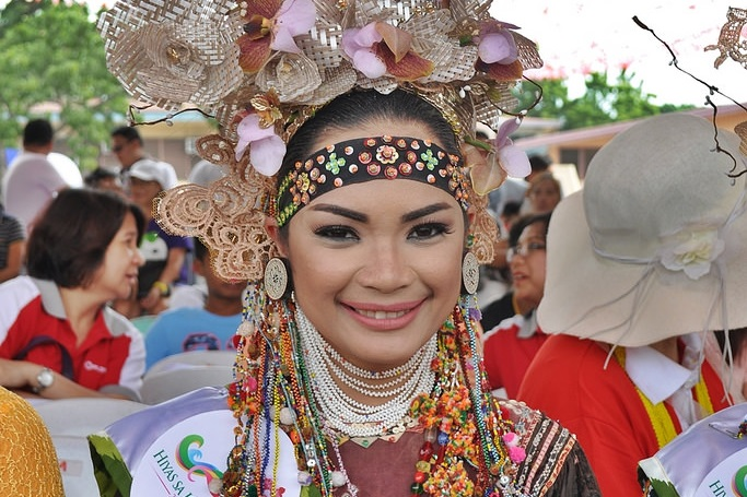 The Beauties of Hiyas sa Kadayawan 2016 in Davao City