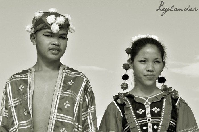 A Look at the Beautiful Faces of Kadayawan