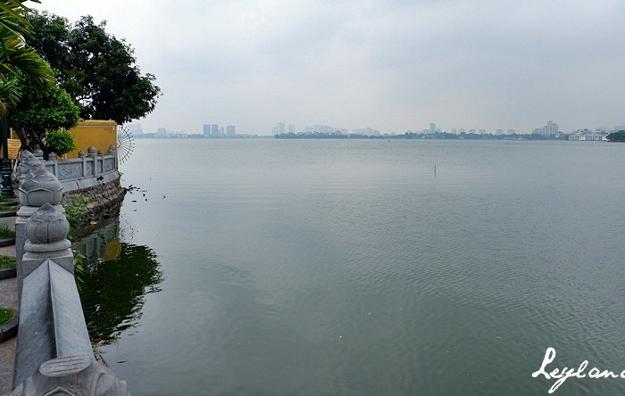 Tay Ho: The Biggest Lake in Hanoi, Vietnam