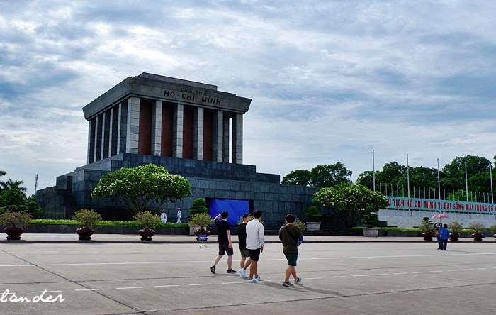 Ho Chi Minh Mausoleum: Paying Respects to 'Uncle Ho'
